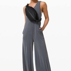 NWT Lululemon All Hours Belt Bag Black